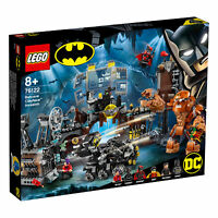 76122 LEGO Super Heroes Batman Batcave Clayface Invasion Collectible DC 1038pcs