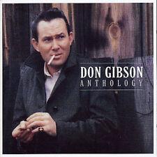 Don Gibson: Anthology [2CD] BMG UK Import 2004