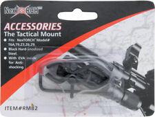 Nextorch Rm82 Black Hard Anodized Steel Construction Eva I Tactical Mount