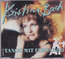 Kristina Bach-Tango Mit Fernando cd maxi single