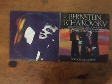 Leonard Bernstein - Tchaikovsky 2 LP MG 33270 Vinyl 1975 EXC LP