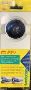 Sony VCL0630S Wide Angle Lens for DCRPC101/105/350 VCL-0630S