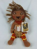 BNWT Disney Simba The Lion King Broadway Musical Collectable soft plush toy rare