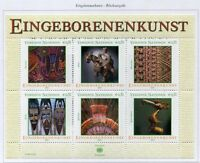 19460) United Nations (Vienna) 2003 MNH Indigenous Art