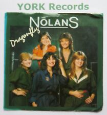 "NOLANS - Dragonfly - Excellent Condition 7"" Single Epic EPC A2864"