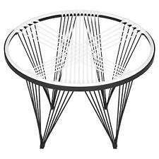 Safavieh Fox9800 Launchpad Outdoor Chair White