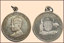 1937 Medallion to Commemorate the Coronation of George VI on the 12th May