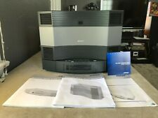 BOSE ACOUSTIC WAVE MUSIC SYSTEM II AM/FM 5 DISC CHARGER