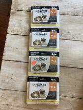 Lot 4 Packs Capguard under 20lb flea pills dog flea pills cat flea pills