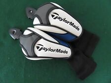 NEW * Set of 2 * TaylorMade SLDR / JETSPEED HYBRID Headcover - Black Sock
