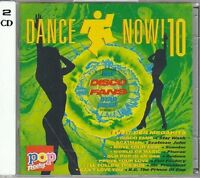 Dance Now 10 (1995) Star Wash, 20 Fingers, Pharao, Fun Factory, Darknes.. [2 CD]