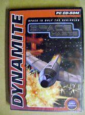 CD PC Space Haste Dynamite Jeux de guerre dans l'espace /J19