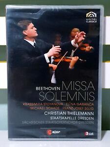 Beethoven: Missa Solemnis (Thielemann) DVD NEW REGION 0