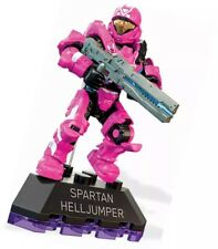 2017 Mega Construx Halo Heroes Series 6 Spartan Helljumper Mini Figure Fmm73