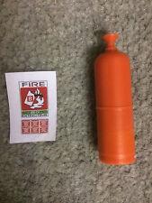 Model Boat Fittings Fire Extinguisher 6kg 15mm x 50mm CMBR206-10