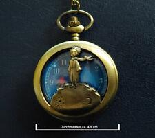 Der kleine Prinz, Antoine de Saint-Exupéry: Medaillon mit Uhr