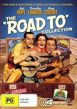Road To (DVD, 2016, 4-Disc Set)