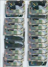 LOT OF 20  RENATO NUNEZ   ROOKIE CARDS BOWMAN  OAKLAND ATHLETICS  RANGERS