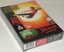 Atari Jaguar Game Cartridge: # Dragon-the Bruce Lee Story # * nuevo/Brand New!