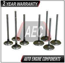 Intake & Exhaust valve Fits Ford Fiesta Ikon Courier 1.6 L Zetec SOHC  #VS139