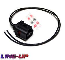 Bremsen Verschleißanzeige Warnkontakt Kabel Stecker ABS wie 1J0973702 VW Audi