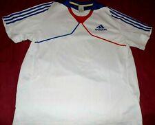 Maillot Adidas Officiel De L'Equipe De France Olympique Taille L Neuf