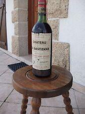 chateau la bastienne 1975 montagne saint emilion