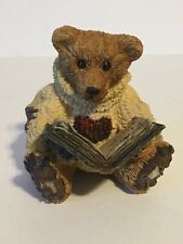 Boyds Bears The Bearstone Collection #2007 Wilson With Love Sonnets Nos 1993