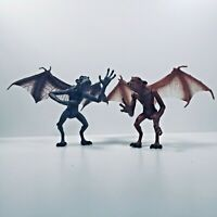 """Doctor Who Reapers 5"""" Action Figures Grey Reaper & Brown Reaper Set"""