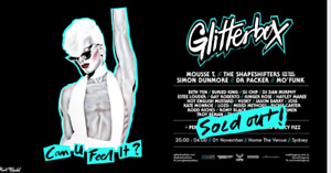 Glitterbox Sydney 2019 Ticket [Sold Out Event]