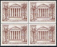 CHILE 1961 STAMP # 653 MNH BLOCK OF FOUR CONGRESS