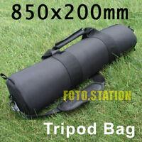 850 x200mm Padded Camera Video Tripod Bag Light Stand For Gitzo Velbon Manfrotto