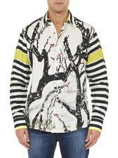 Robert Graham Luxury Japanese Art Embroid Limited Edition Rare Shirt 2XL XXL NEW