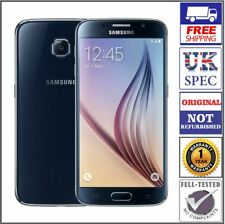 Samsung Galaxy S6 - 32GB - Black Sapphire (Unlocked) Smartphone - Grade A