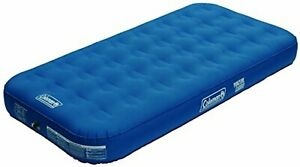 Coleman Extra Durable Double Layer Structure Air Bed Single F/S w/Tracking# NEW