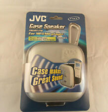 JVC Case Speaker SP-AP200-A For MP3/MD Player  New Old Stock