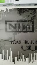 NINE INCH NAILS  tour poster  2015 The Joint at the Hard Rock Hotel
