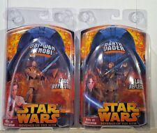 Star Wars Revenge of the Sith: Target Exclusive Duel at Mustafar, Obi-Wan/Anakin