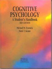 Cognitive Psychology: A Student's Handbook,Mark T. Keane, Michael W. Eysenck