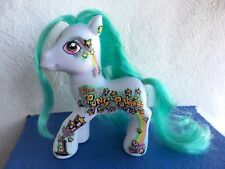 My little pony AQUA SDCC 2010 UNRELEASED HTF figure G3 rare PROTOTYPE Hasbro