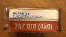 Staedtler Marsmatic 757 .18 (4x0) - Duranite - Tungsten Carbide  BRAND NEW