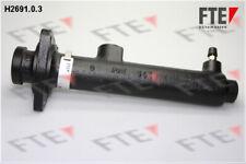 1x H2691.0.3 FTE Hauptbremszylinder für MERCEDES-BENZ,BMW,FORD,CITROËN,AUDI,OPEL