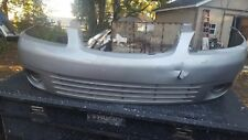 2001 NISSAN SENTRA FRONT BUMPER COVER SILVER OEM 2000-2003