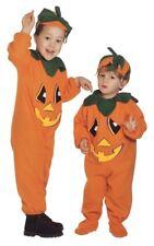 WIDMANN Costume Da Zucca Di Halloween Bambino Bambina Taglia 3/4 Anni 115 3618Z