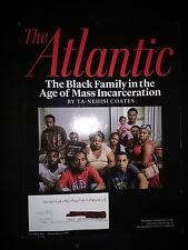 The Atlantic The Black Family in the Age of Mass Incarceration October 2015