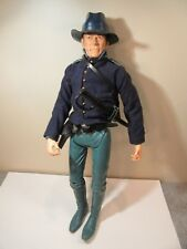 Marx Johnny West Action Figure Captain Maddox 1960s