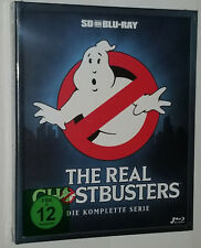 The Real Ghostbusters (and Slimer) Complete Series SD Blu-ray Box Set SEALED
