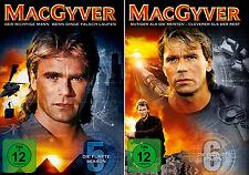 MacGyver - Die komplette 5. + 6. Staffel (Richard Dean Anderson)       DVD   506