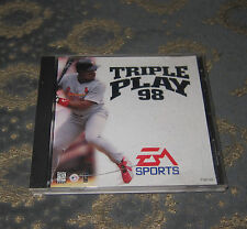 Triple Play 98 (PC, 1997)
