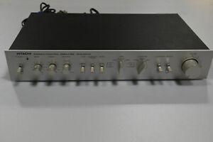 Hitachi HCA-6500 Stereo Control Amplifier